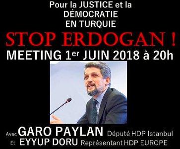Meeting Garo Paylan