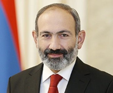 Meeting with H.E. Mr. Nikol Pashinyan, Prime Minister of the Republic of Armenia