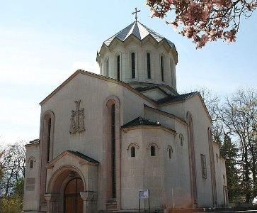 Messe Requiem à l'occasion du 30ème anniversaire du Séisme de Leninakan en Arménie