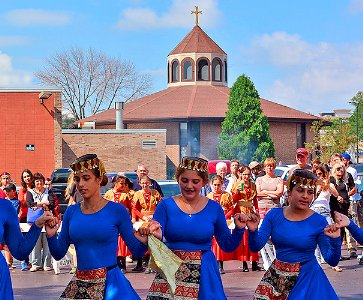 Milwaukee Armenian Fest 2019