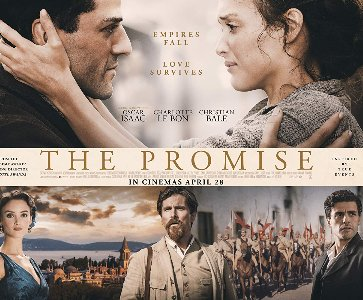 """Movie Time  """"The Promise"""""""
