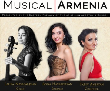 POSTPONED: Musical Armenia at Carnegie Hall