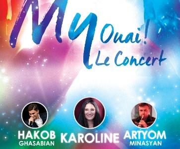 My Ouai ! Le concert - Au Zèbre de Belleville