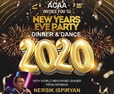 New Year's Dinner Dance