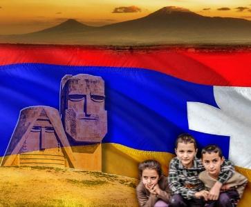 Noël pour les enfants d'Artsakh !
