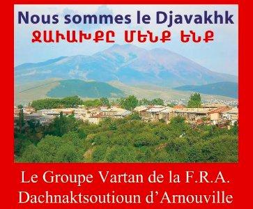 Nous sommes le Djavakhk