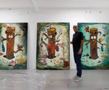 Opening Armen Eloyan - Natur und Kultur