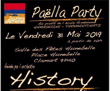 Paëlla party