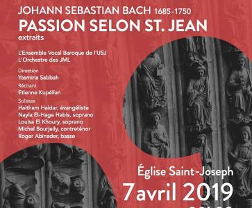 PASSION SELON ST. JEAN