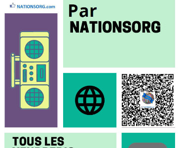 Polyglot Nationsorg Tous les Vendredis / Polyglot Every Friday