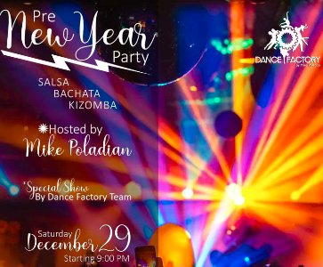 Pre New Year Party By Mike Poladian
