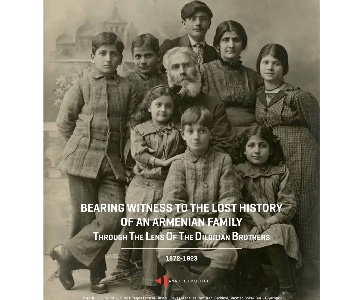 Presencing an Absence:  Accountability and Memory in the Aftermath of the Armenian Genocide by Dr Armen T Marsoobian