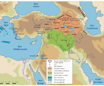 Présentation de Maxime Yevadian sur Les liens entres l'Ourartou et l'Arménie