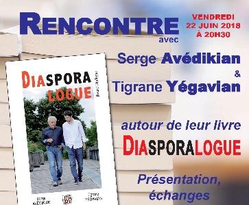 Présentation du Livre Diasporalogue