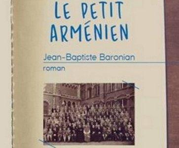 Présentation par Jean-Baptiste Baronian de son livre « Le Petit Arménien »