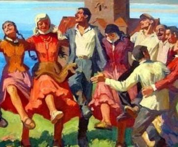 Proefles Armeens dansen