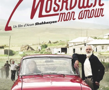 "Projection du film ""Moskvitch mon amour"""
