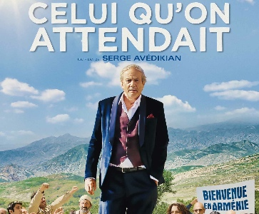 "Projection film ""Celui qu'on attendait"""