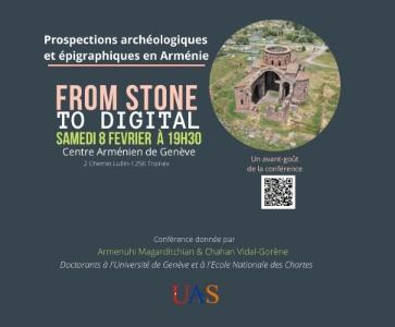 Prospections archéologiques et épigraphiques en Arménie