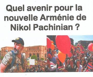Quel avenir pour la nouvelle Arménie de Nikol Pachinian?