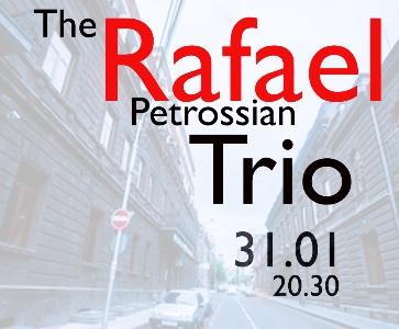 Rafael Petrossian Trio