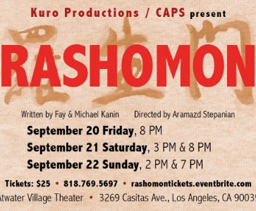 Rashomon (The Play)