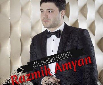 Razmik Amyan Live in Boston!