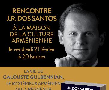 Rencontre avec JR Dos Santos