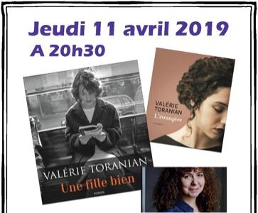 Rencontre Dedicace Valérie Toranian