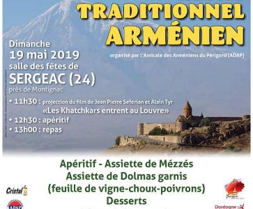 Repas annuel des Arméniens du Périgord