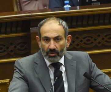 Réunion publique avec le Premier Ministre de la République d'Arménie Nikol Pashinyan