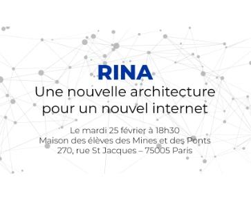 RINA - Une nouvelle architecture pour un nouvel internet