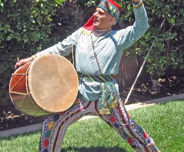 Tom Bozigian 6 week Summer Armenian/Greek Dance Course