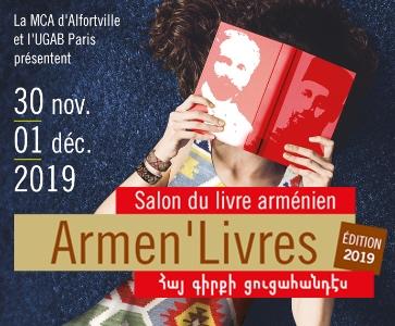 Salon Armen'Livres 2019
