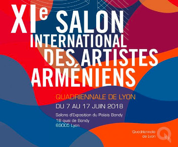 Salon International des Artistes Arméniens