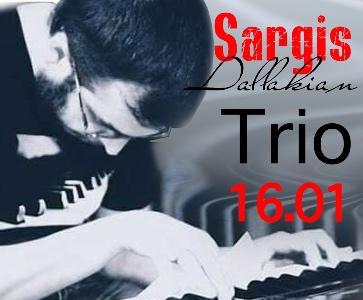 Sargis Dallakian Trio