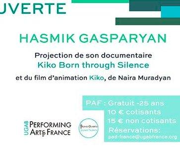 Scène Ouverte avec Hasmik Gasparyan