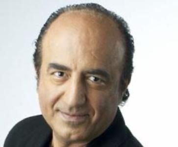 Serge Bédrossian chante Aznavour
