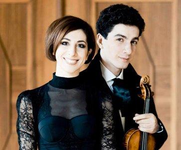 Sergey Khachatryan & Lusine Khachatryan