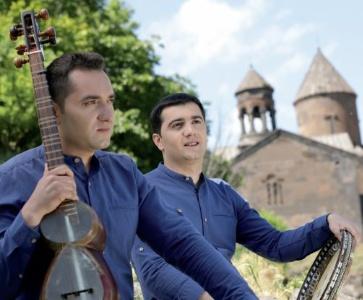 Trialogue of Armenian Music / Եռախօսութիւն