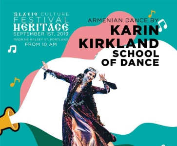 "Slavic Culture Festival ""Heritage"""