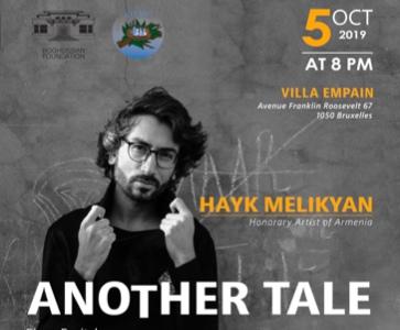 SOAR: Piano Recital: Hayk Melikyan