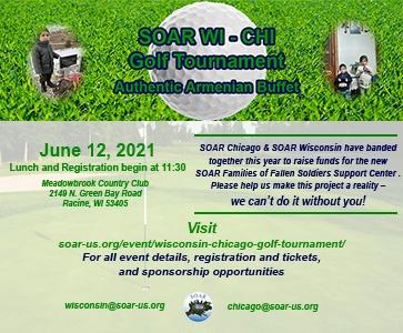 SOAR Wisconsin-Chicago Golf Tournament