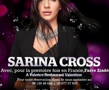 Soirée avec Sarina Cross à Valence