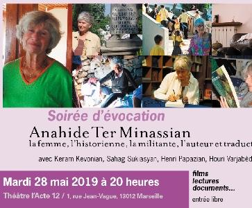 Soirée d'Evocation Anahide Ter Minassian