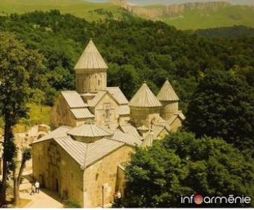 Soirée dédiée à notre patrie l'Arménie