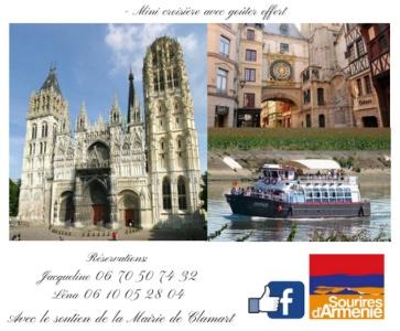 Sourires d'Arménie vous emmène à Rouen!
