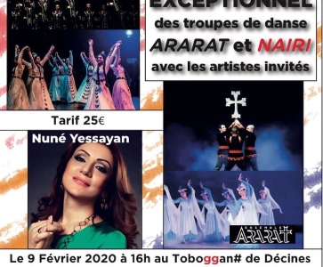 SPECTACLE  EXCEPTIONNEL