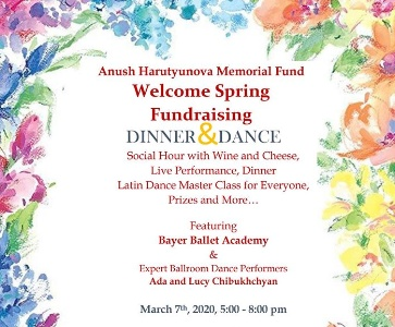 Spring Dinner & Dance Fundraiser