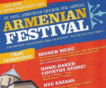 St. Paul Armenian Festival